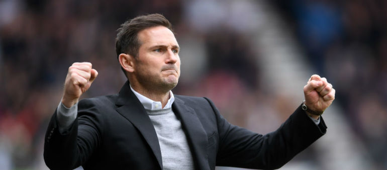 Chelsea close in on Lampard