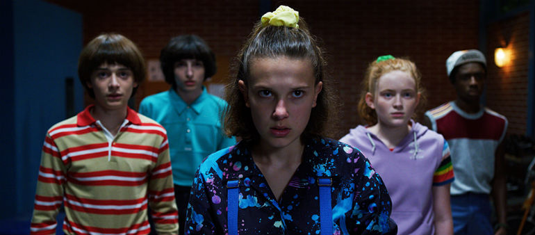 Stranger Things lands a new trailer and it's creepy!
