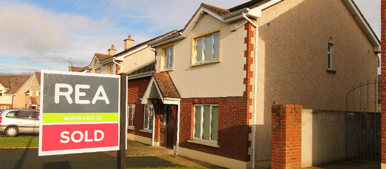 House prices in Dublin drop