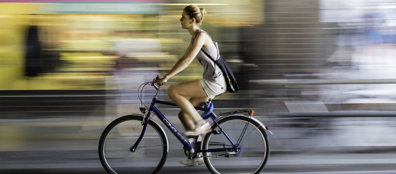 Women cyclists face heightened risks on the streets of Dublin