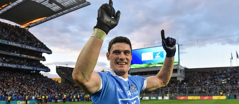 Diarmuid Connolly set to return to the USA