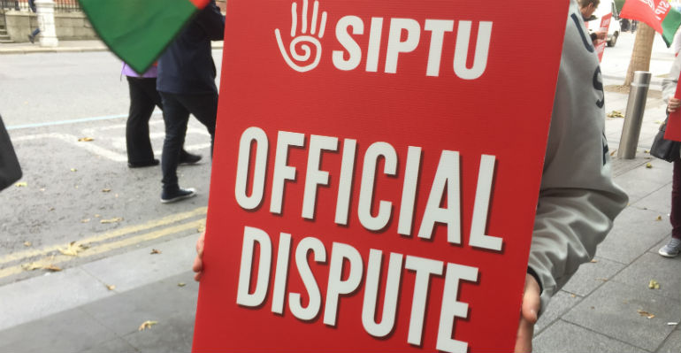 Hospital strike planned for next week called off