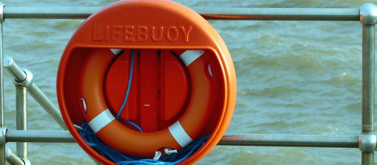 Lifebuoy vandalism costs Dublin City Council €20,000