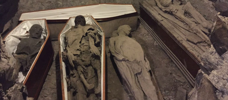 St. Michan's crypt re-opens to the public