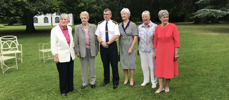 Gardaí celebrate 60 years of women in the force