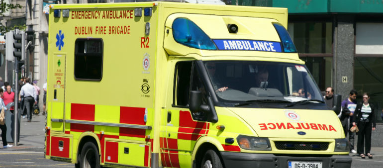 SIPTU Ambulance personnel to be balloted on industrial action