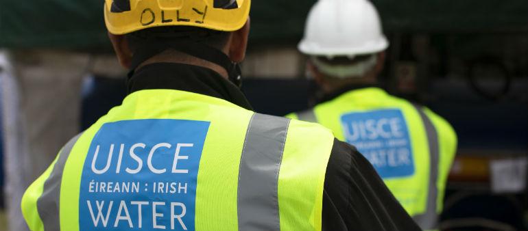 Water pressure restored in North Dublin