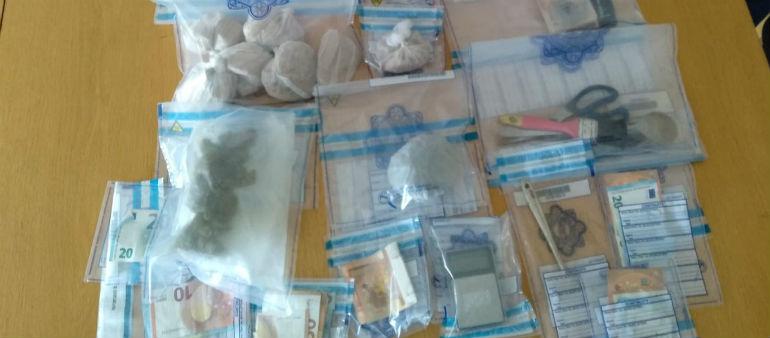 Pair Held After Clondalkin Drugs Seizure