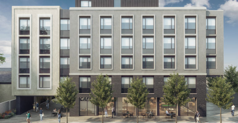 Backlash After Co-Living Complex Approved