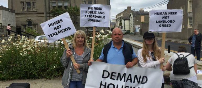 Co-living development in Dun Laoghaire slammed as 'disgusting'