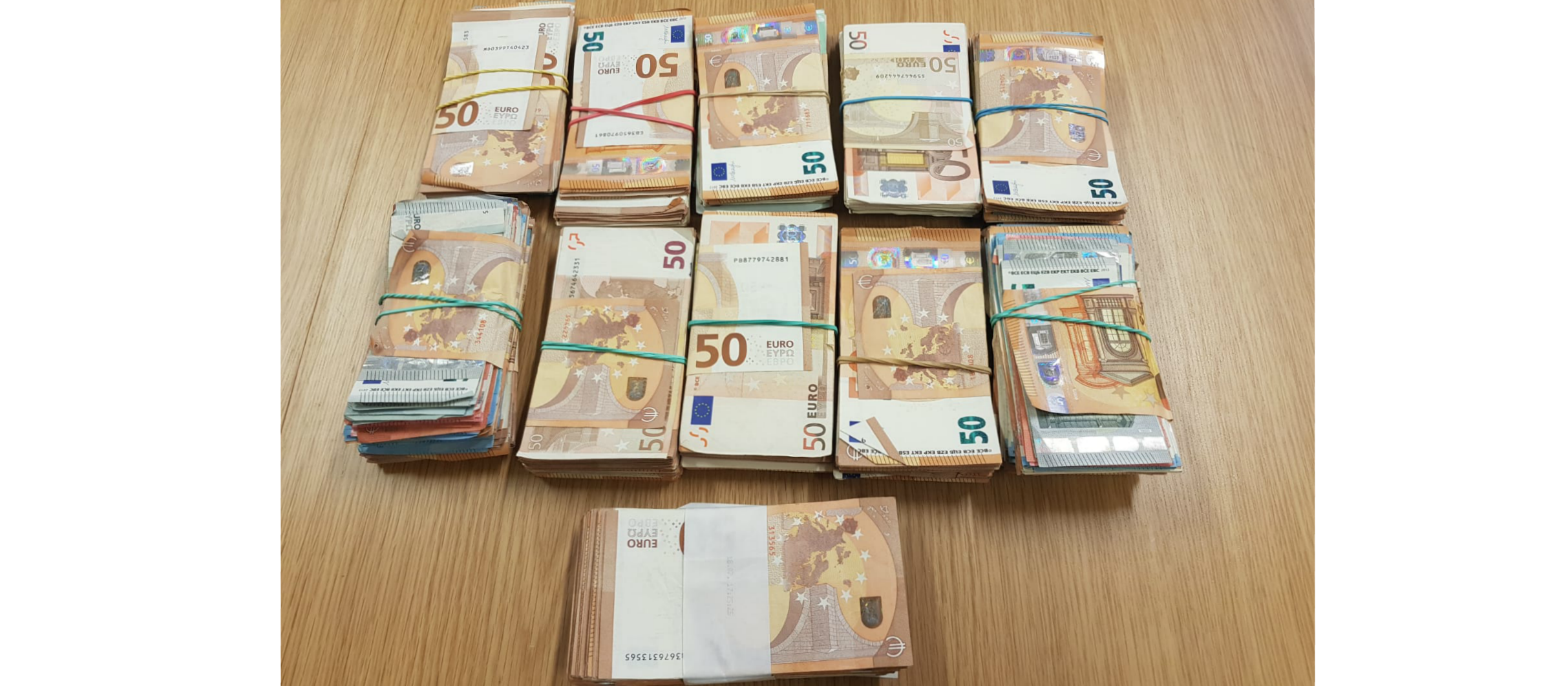 Gardaí and CAB Seize €50k and High-End Car in Maynooth Raid