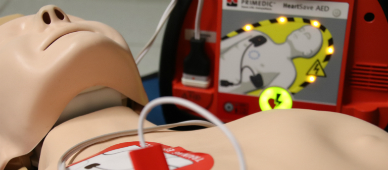 Stoneybatter to get Defibrillator and First Aid Training