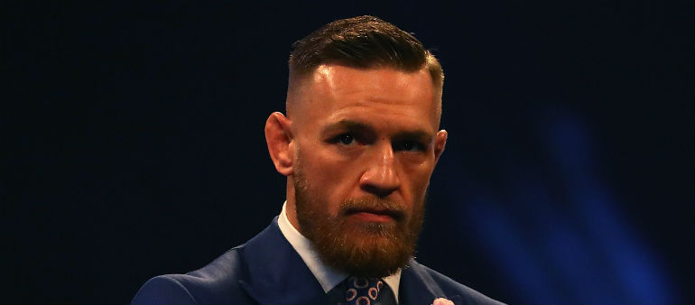 Investigation ongoing as CCTV footage allegedly shows McGregor punching man at a bar