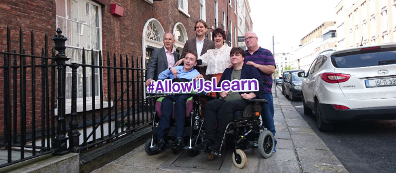 Disability group urges government to save student support